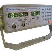 Генератор сигналов сложной формы Г6-45/1 фото