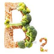 Витамин B2 рибофлавин фото