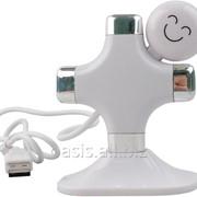 USB Hub на 4 порта Эскимос фото