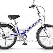 """Велосипед 20"""" Pilot-410 складной фото"""