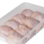 Мясо перепелов замороженное 4 шт., подложка, 110-120 гр/шт. фото