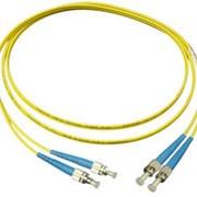 Оптический патч-корд FC, LC, ST (1м, 3м, 5м, 7м, 10м) дуплекс, симплекс фото