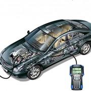 Диагностика систем управления автомобилем. фото