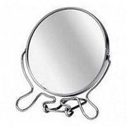 Зеркало настольное круглое №205 фото