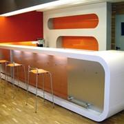 Мебель для баров, ресторанов на заказ. фото