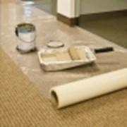 Защитная пленка для ковровых покрытий фото