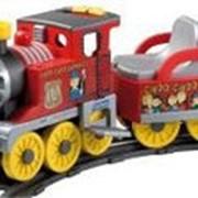 Детский электромобиль Peg-Perego Choo Choo Express IGED1115 Устаревшая модель фото