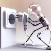 Монтаж систем электроосвещения холодильных камер, силовых электрических сетей производственных помещений, контроля и автоматизации холодоснабжения фото