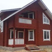 Готовый дом фото