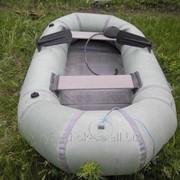 Лодка Лисичанка двухместная, ОРИГИНАЛ, 2015 года выпуска фото
