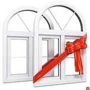Остекление лоджии пластиковыми окнами из профиля VEKA фото
