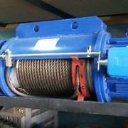 Тельферы электрические 10 тн, 8м MIROLIS (Китай) фото