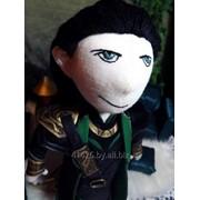 Кукла авторская Loki фото