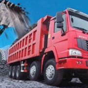 Продажа и транспортировка инертных материалов фото