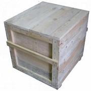 Ящик деревянный 2 фото