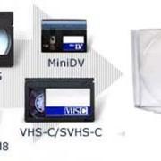 Оцифровка видеокассет и запись их на Dvd фото