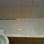Реставрация и ремонт ванн в Перми фото