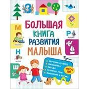 Книга. Большая книга развития малыша фото