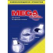 Этикетки самоклеящиеся ProMEGA Label 48,5х16,9 мм/64 шт. на листеА4 (100 ли фото