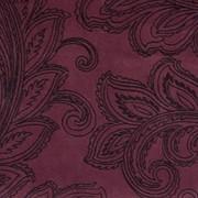 Ткань мебельная Флок Paisley Berry фото