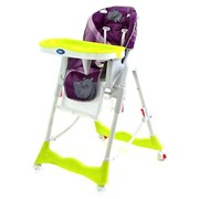 Стульчик для кормления Mioo пурпурный Бегемот (HC50 purple) фото
