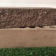 Кирпич облицовочный коричневый М-300 фото
