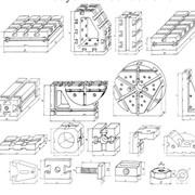 Универсально-сборные приспособления (УСП) УСП-8, УСП-12, УСП-16. фото