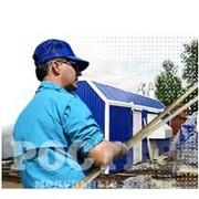 Ремонт и обслуживание грузовых контейнеров фото