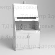 Шкаф лабораторный (вытяжной) ШВ 1/03, 1/04 фото
