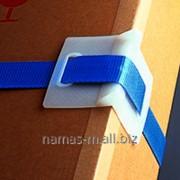 Уголки защитные DoLight пластмассовые 90х90х135 фото