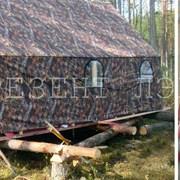 Палатка таежная бескаркасная фото