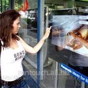Сенсорное стекло Витрина фото