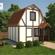 Проект дачного дома Жигули фото