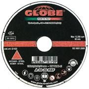 Круг отрезной абразивный GLOBE DYNAMIC 125x1,3x22.2 A60S фото