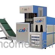 Полуавтоматическая выдувная машина для ПЭТ тары QCL-2000 фото