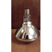 Лампа инфракрасная зеркальная (пресованоое стекло) 200Вт фото