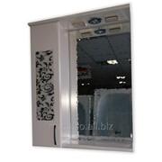 Шкафчик с зеркалом абстракция Артикул 44.129 фото