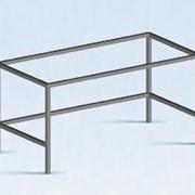 Изготовление металлических каркасов для мебели фото