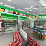 Проектирование расстановки торгового оборудования в супермаркетах фото