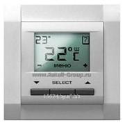 Терморегулятор ТР 725с графическим дисплеем для теплого пола фото