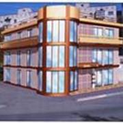 Продаётся бизнес проект строительства офисного здания 560 м2 с земельным участком в г. Ильичёвск. Имеется полный пакет документов на строительство и землю. фото