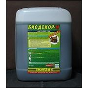 «Биодекор-М» — антисептик консервирующий для древесины.. фото