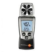 Термоанемометр Testo 410-2 с сенсором влажности фото