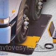 Весы автомобильные портативные подкладные фото