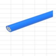 Соединительный стержень MATO ECP125-NCS 10 Meter* стальной нерж. кабель фото
