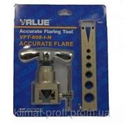 Набор для обработки труб Value VFT 808-I N , планка+вальцовка , фото