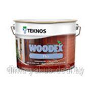 Лазурь для дерева WOODEX EKO (полуглянец), 2.7л, TEKNOS фото