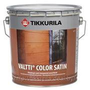 Valtti Color Satin — тиксотропный защитный состав фото