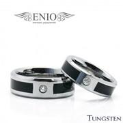 Парные кольца – альтернатива золоту и серебру! фото
