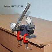 АЛМАЗ твердомер для измерения твёрдости по Роквеллу клинков холодного оружия фото